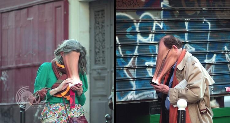 صور: هل أصبحت الهواتف الذكية تمتص أرواحنا؟