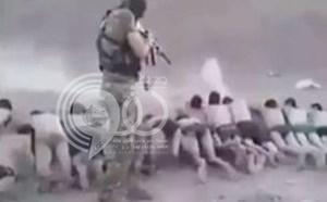 فيديو مروع.. داعش يقتل 200 طفل رمياً بالرصاص وسط التكبيرات