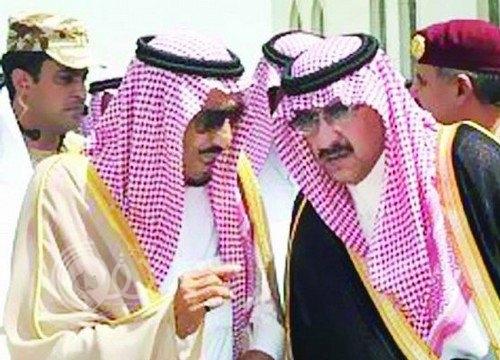 أمر ملكي : خادم الحرمين ينيب ولي العهد في إدارة شؤون الدولة