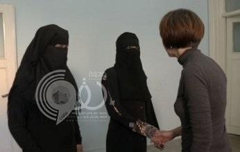 بالفيديو : فتاتان تزوجتا مقاتلين في الرقة يكشفان حقيقة داعش