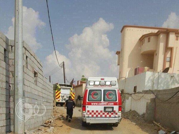 السيطرة على حريق بمنزل مواطن بقرية محلية في جازان
