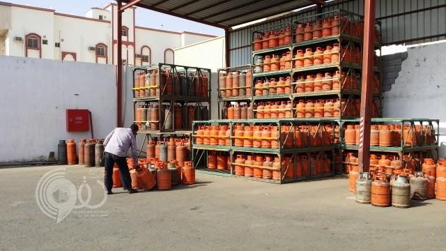 التجارة : سعر أسطوانات الغاز ثابت