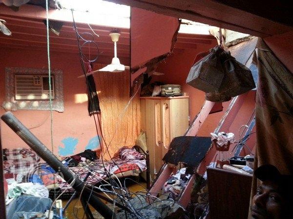 جازان : سقوط سقف منزل حارس أمن بسبب سقوط الأمطار لمدة 4 ساعات
