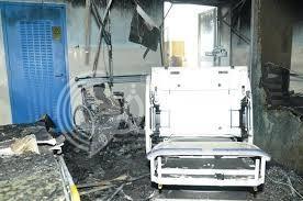 100 ألف ريال غرامة على المقصرين في حريق مستشفى جازان