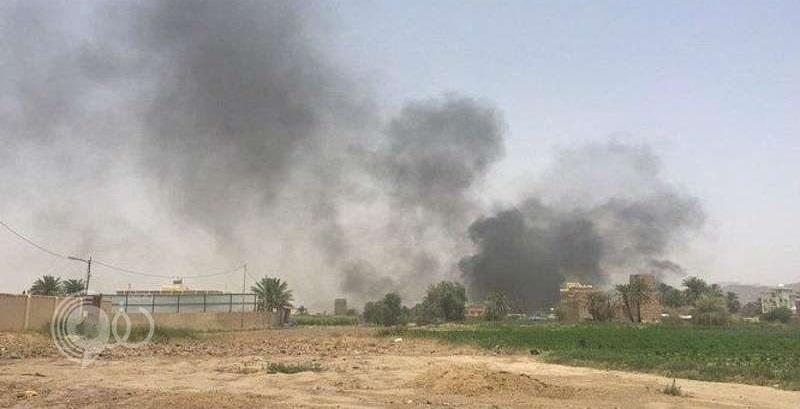 استشهاد 3 مواطنين وإصابة 9 آخرين إثر سقوط مقذوفات حوثية بجازان