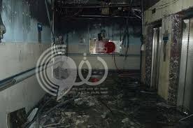 خلال ساعات .. ترقب واسع لنتائج تحقيقات حريق مستشفى جازان