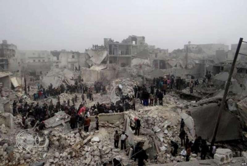 """""""جريمة بشعة"""".. """"داعشي"""" يُعدم أمه أمام جمع من الناس في سوريا"""