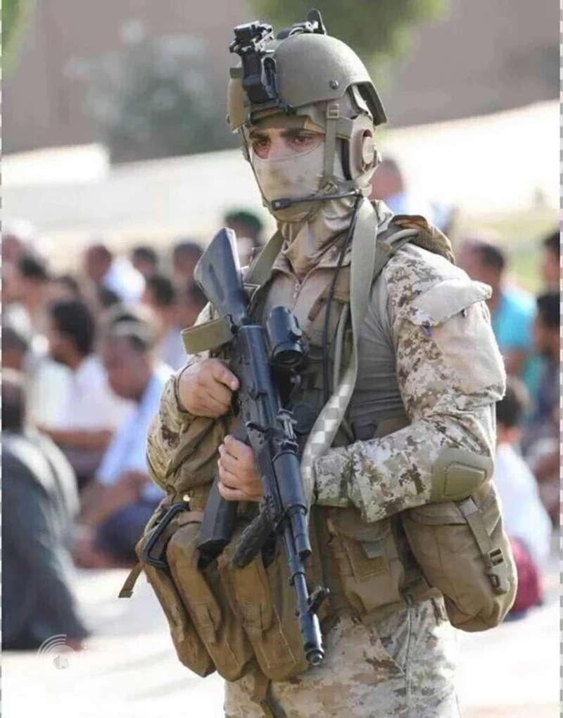 """صورة جندي سعودي في اليمن تثير إعجاب المغردين على """"تويتر"""""""