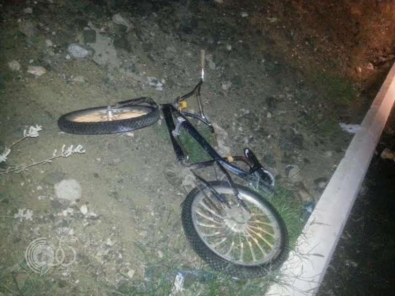 جازان : مصرع طفل دهساً تحت عجلات سيارة بمحافظة العارضة