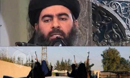 من هي الداعشية السعودية التي التقاها أبو بكر البغدادي؟