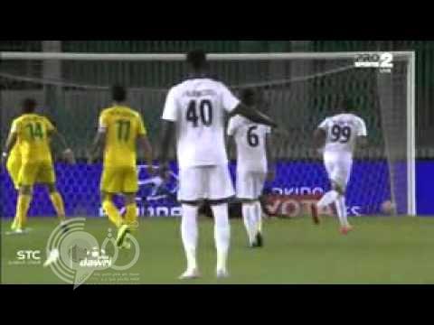 فيديو: هجر يحقق فوزه الثاني بالدوري السعودي على حساب الخليج
