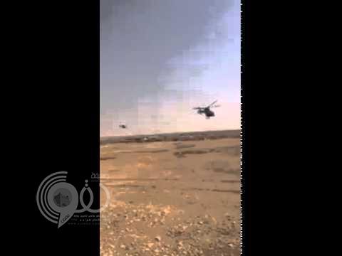 صحيفة بريطانية تشيد بمهارة طيار سعودي وتصفه بالهوليودي .. فيديو
