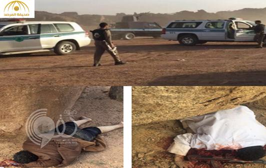 بالصور:قوات الأمن السعودية تقتل 4 إرهابيين متهمين بقتل ابن عمهم بدر الرشيدي