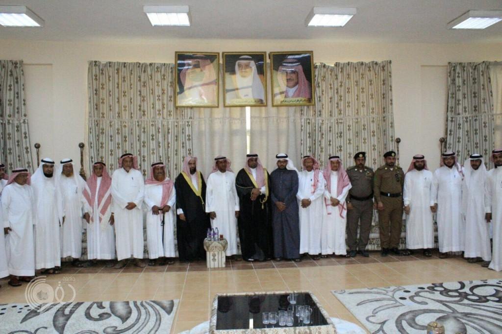 تغطية مصورة : حفل تكريم رئيس مركز الحقو والمشائخ لرئيس البلدية