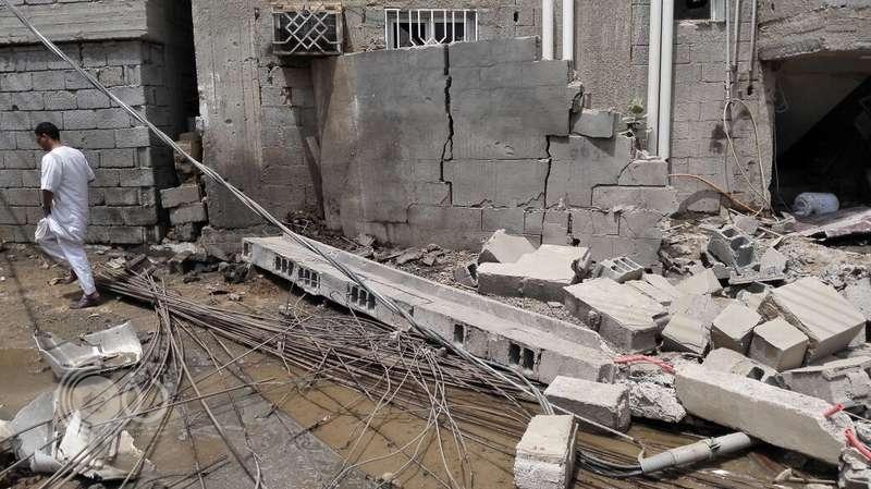 جازان : إصابة مواطن إثر سقوط مقذوفات عسكرية على محافظة الطوال