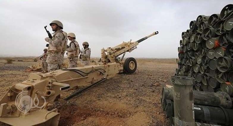سقوط مقذوفات حوثية على صامطة والقوات السعودية تردّ بقوة