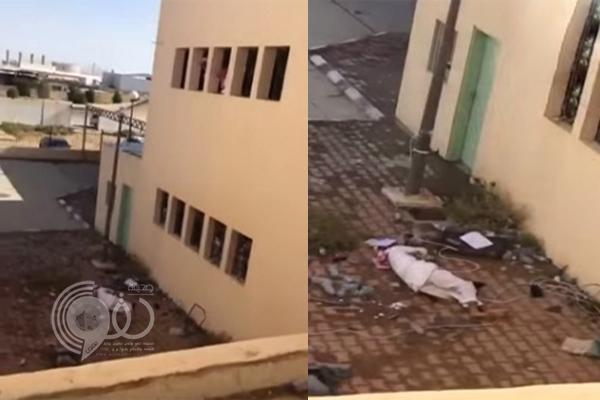 فيديو: هذا ما حدث لطالب حاول الهرب من إحدى مدارس الرياض