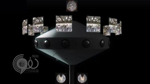 أول كاميرا من فيسبوك بتقنية 360 درجة