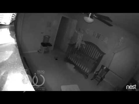 فيديو: طفلة ممسوسة تثير الرعب على مواقع التواصل