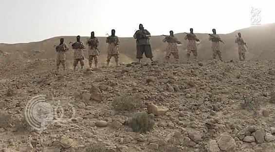 """بالصور: """"بلدوزر"""" داعش يظهر في اليمن بأحدث عمليات الإعدام"""