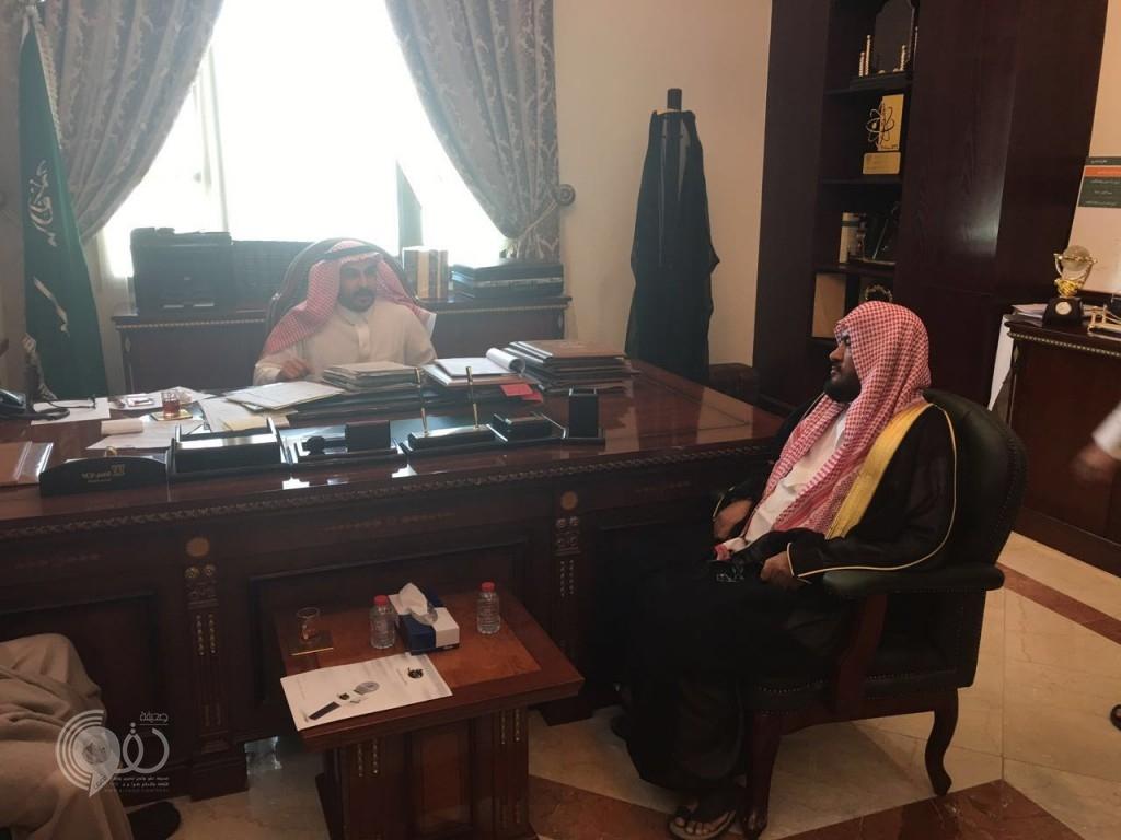 """شاهد ماذا قال الشيخ صالح الفوزان لوزير التعليم .. """"فيديو"""""""