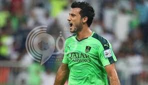 """""""عمر السومة"""" يحقق رقما قياسيا في الدوري السعودي """
