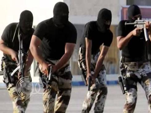 """قوات الطوارئ تحاصر """"دواعش"""" في وادي نعمان بمكة .. وتبادل لإطلاق النار"""