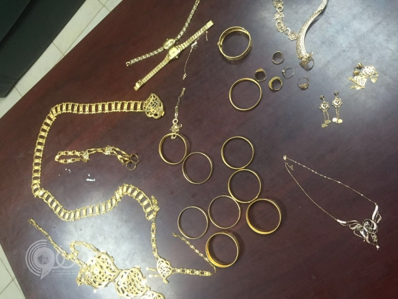شرطة جازان تُطيح بخادمة سرقت مجوهرات عروسة قبل زفافها بـ24 ساعة