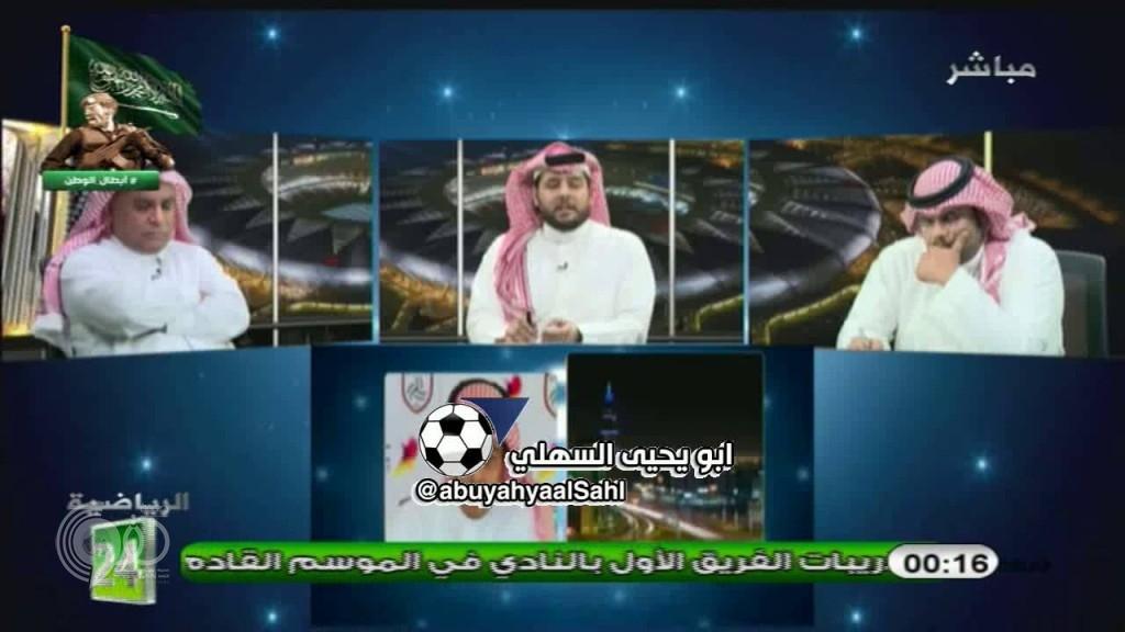 فيديو.. طارق النوفل: الجابر ناوي على نية مع الفريق الشبابي!