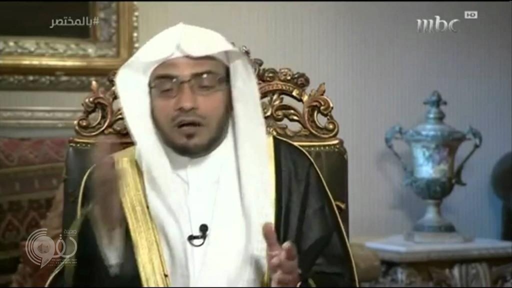 """فيديو: الشيخ """"المغامسي"""" يؤكد أن الموسيقى ليست حراما ويشرح الفرق بين المعازف ولهو الحديث"""