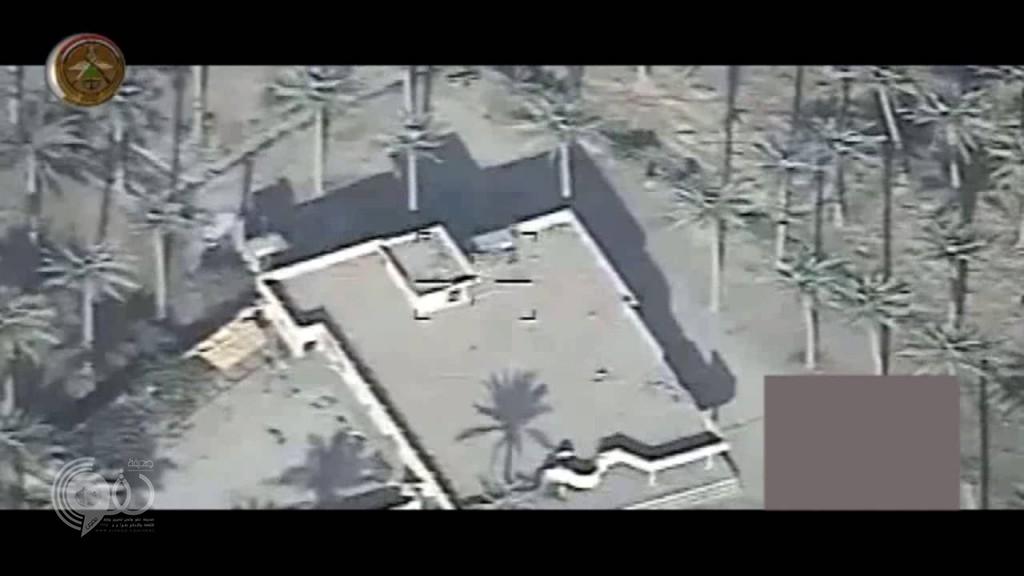 بالفيديو : لحظة اقتناص سيارات مفخخة وإرهابيين بالعراق