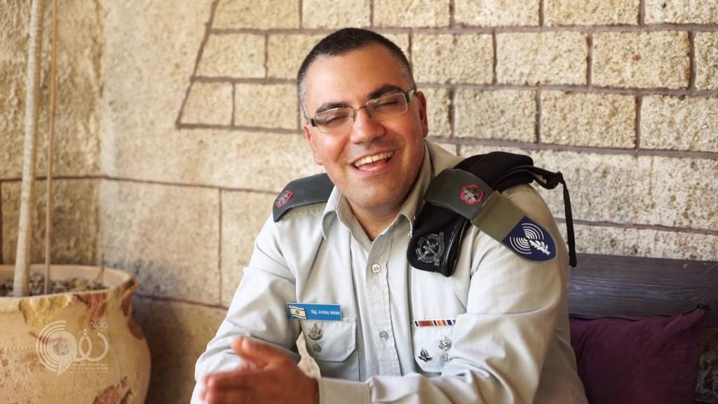 بالفيديو: المتحدث باسم جيش إسرائيل يثيرالجدل بتسجيل عن رمضان مع جنود مسلمين