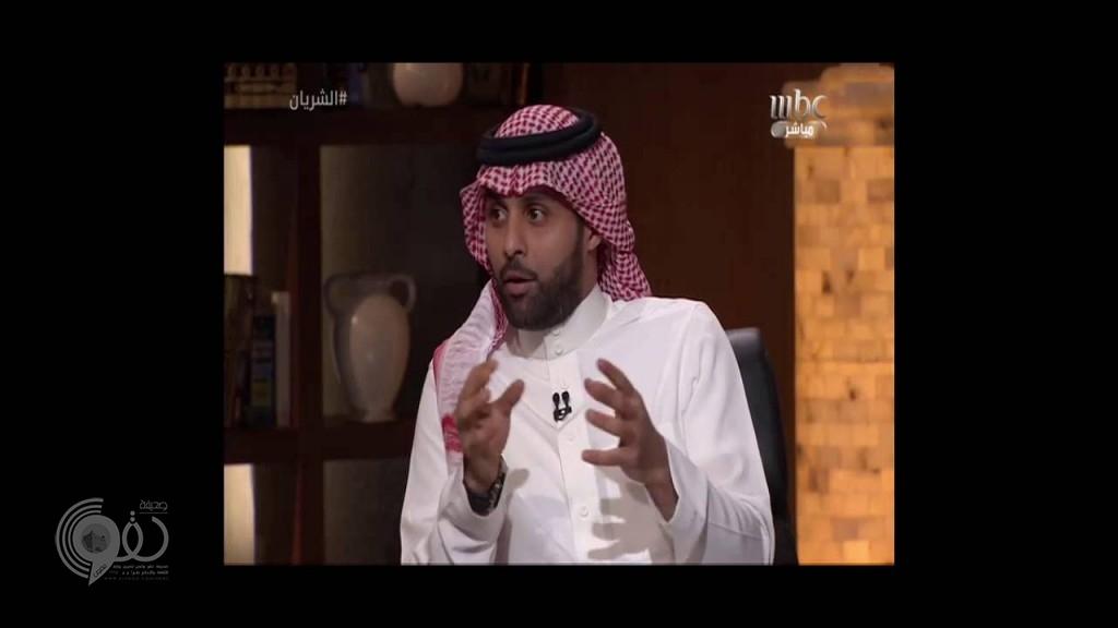 """بالفيديو: """"ياسر القحطاني"""" يثير الجدل بسبب الأسطورة ومجاملات المنتخب السعودي"""