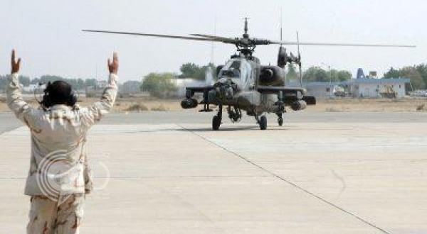 استشهاد طيارين سعوديين إثر سقوط مروحيتهم بسبب الأحوال الجوية في اليمن