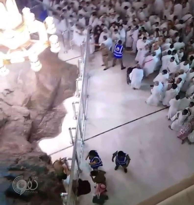 مصرع مقيم يمني قفز من أعلى شرفة المسعى بالدور الثاني