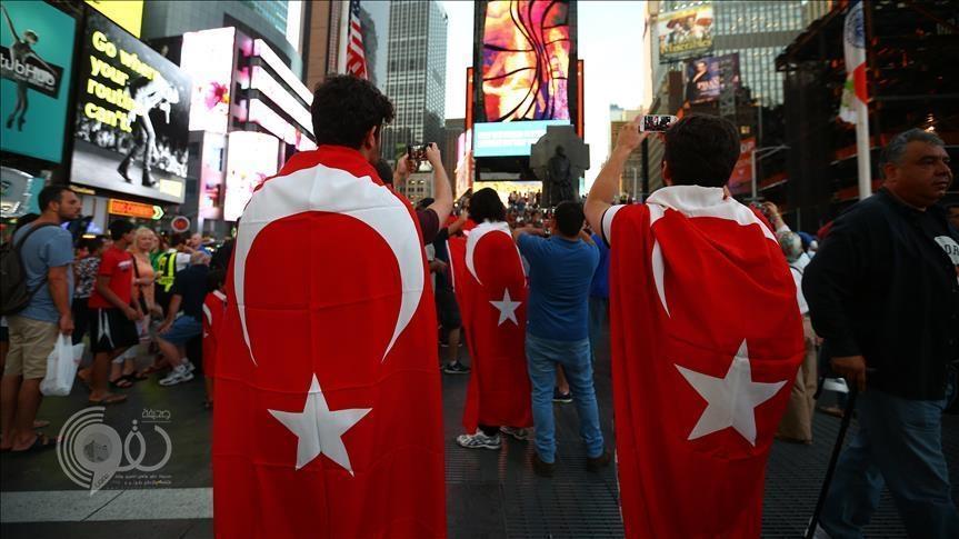 تركيا توقف 262 قاضيا وممثل إدعاء عسكريا عن العمل