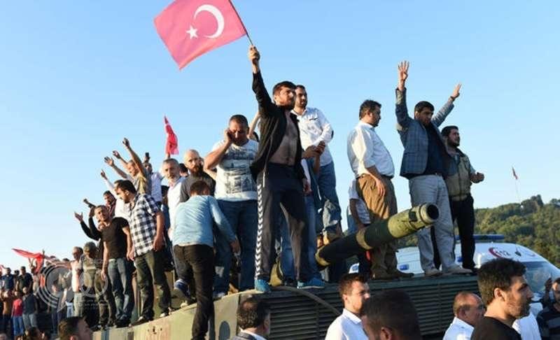 تركيا.. عدد ضحايا محاولة الانقلاب الفاشلة يرتفع لـ ٢٦٥ قتيلاً و ١٤٤٠ مصاباً