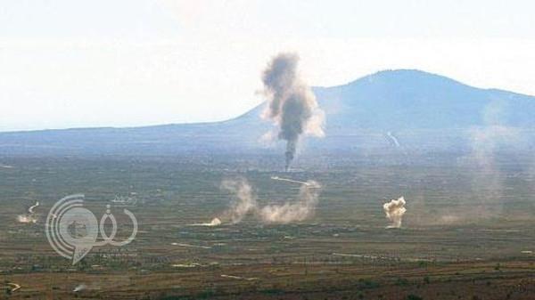 الطائرات الروسية تقتل 15 نازحاً في مخيم على حدود الأردن