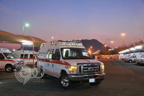 سقوط طفلة من الدور الثالث لمجمع تجاري بجازان