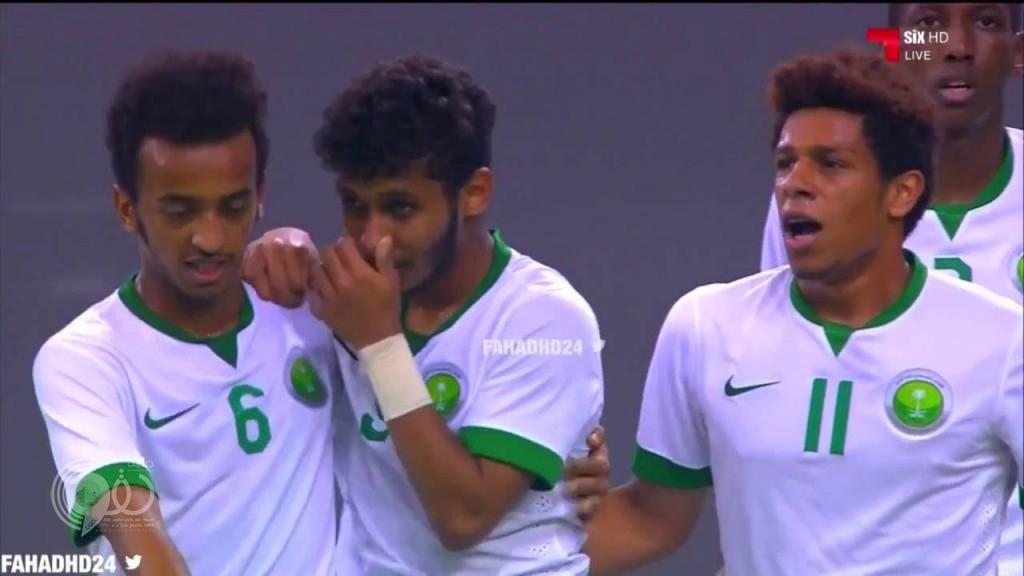 المنتخب السعودي الشاب يحقق بطولة الخليج 2016 – فيديو