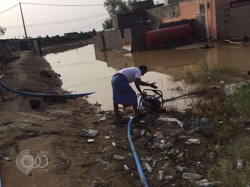 جازان.. جهات حكومية تبدأ حصر أضرار الأمطار والسيول وتوثيقها