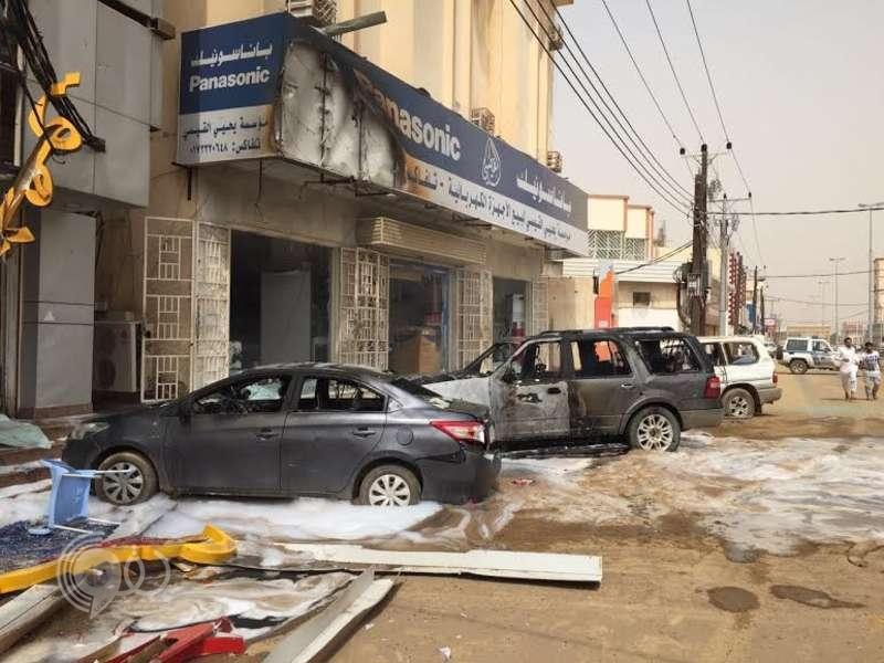 استشهاد مواطنة وإصابة 11 إثر سقوط مقذوفات عسكرية بصامطة