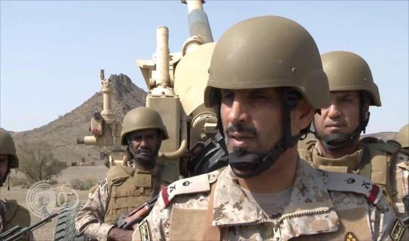 القائد الميداني في القوات المشتركة: 80 % من مخازن أسلحة الحوثيين على الحدود تم تدميرها.. ومعنوياتهم تنهار