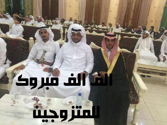 بالصور والفيديو .. القصر الاخضر ببيش يَزُف ثلاثة من شباب محافظة الريث للقفص الذهبي