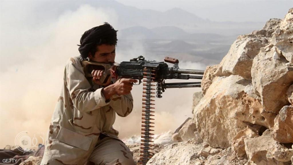 تعزيزات عسكرية للقوات الشرعية باليمن تصل إلى مأرب