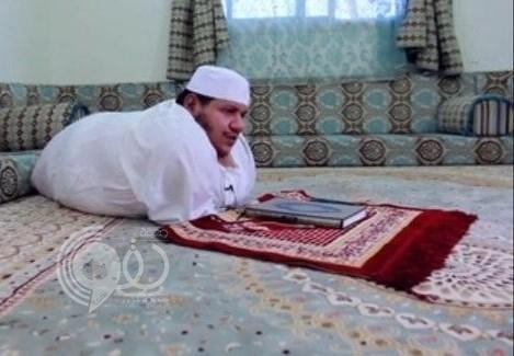 وفاة أشهر متحدّ للإعاقة في السعودية – صور