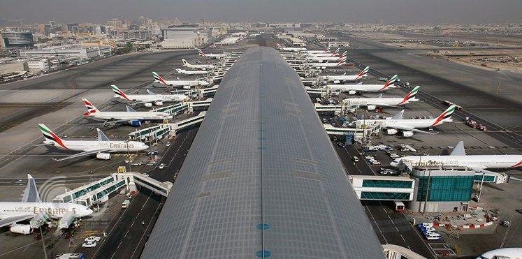 هذا ما تخسره دبي كل دقيقة جراء إغلاق مطارها المزدحم