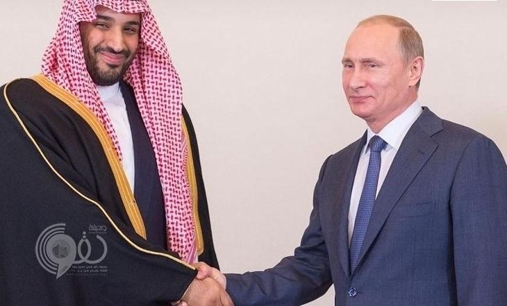 """ماذا قال بوتين عن الأمير محمد بن سلمان في حواره مع """"بلومبرغ"""" ؟"""