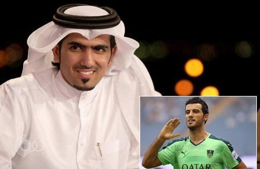 """تغريدة مذيع قطري تشعل صراعاً على تويتر بين جماهير الهلال والأهلي حول تجنيس """"السومة"""""""