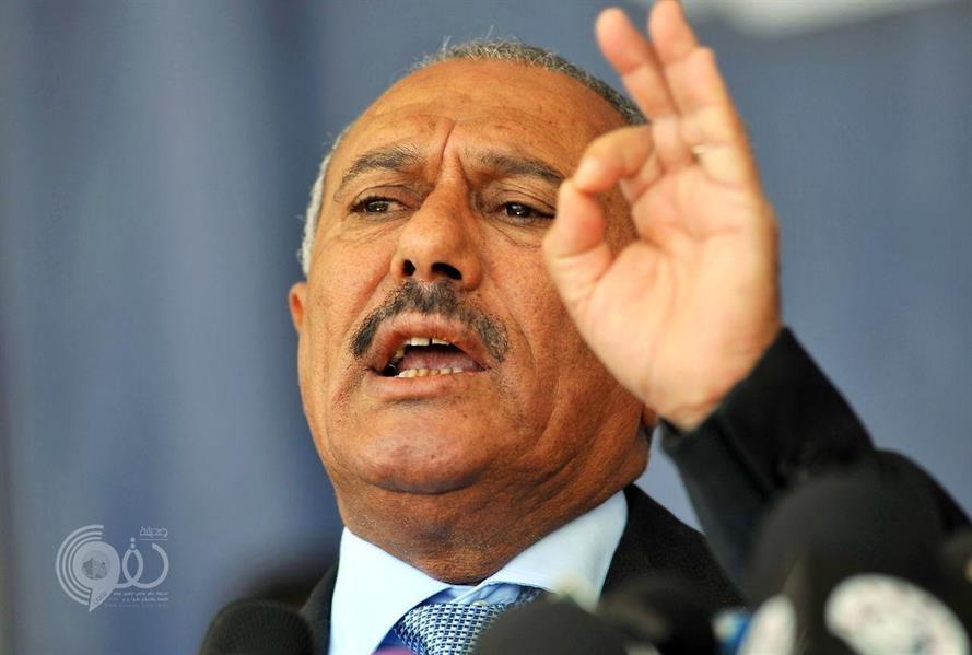 تسجيل مسرب للمخلوع صالح يهدد بتصفية قادة عسكريين باليمن (فيديو)